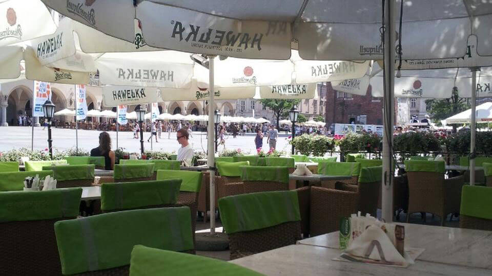Hawelka is one of the Top 5 Krakow restaurants