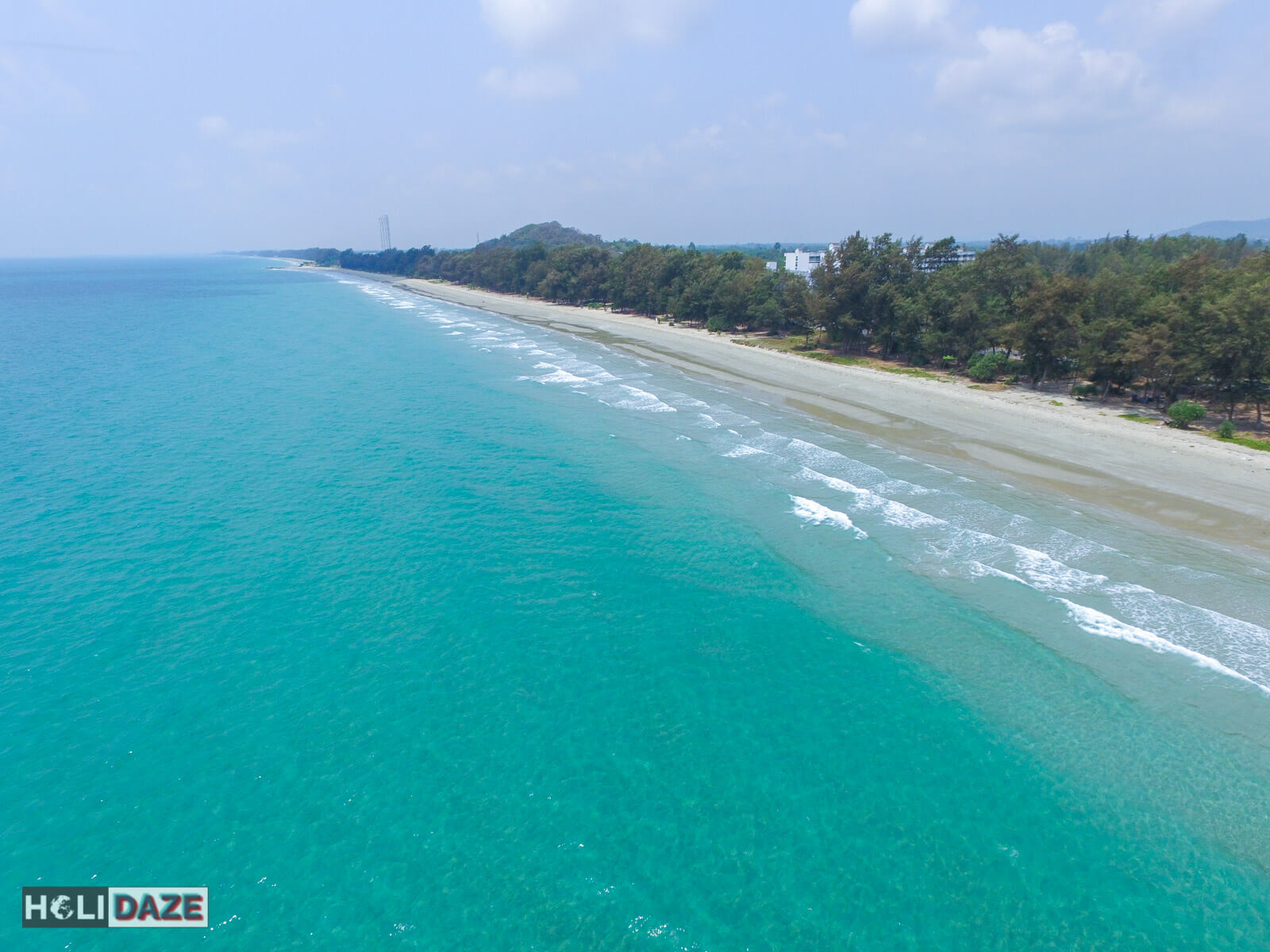 Nomad no more: this deserted beach in Thailand is my new home