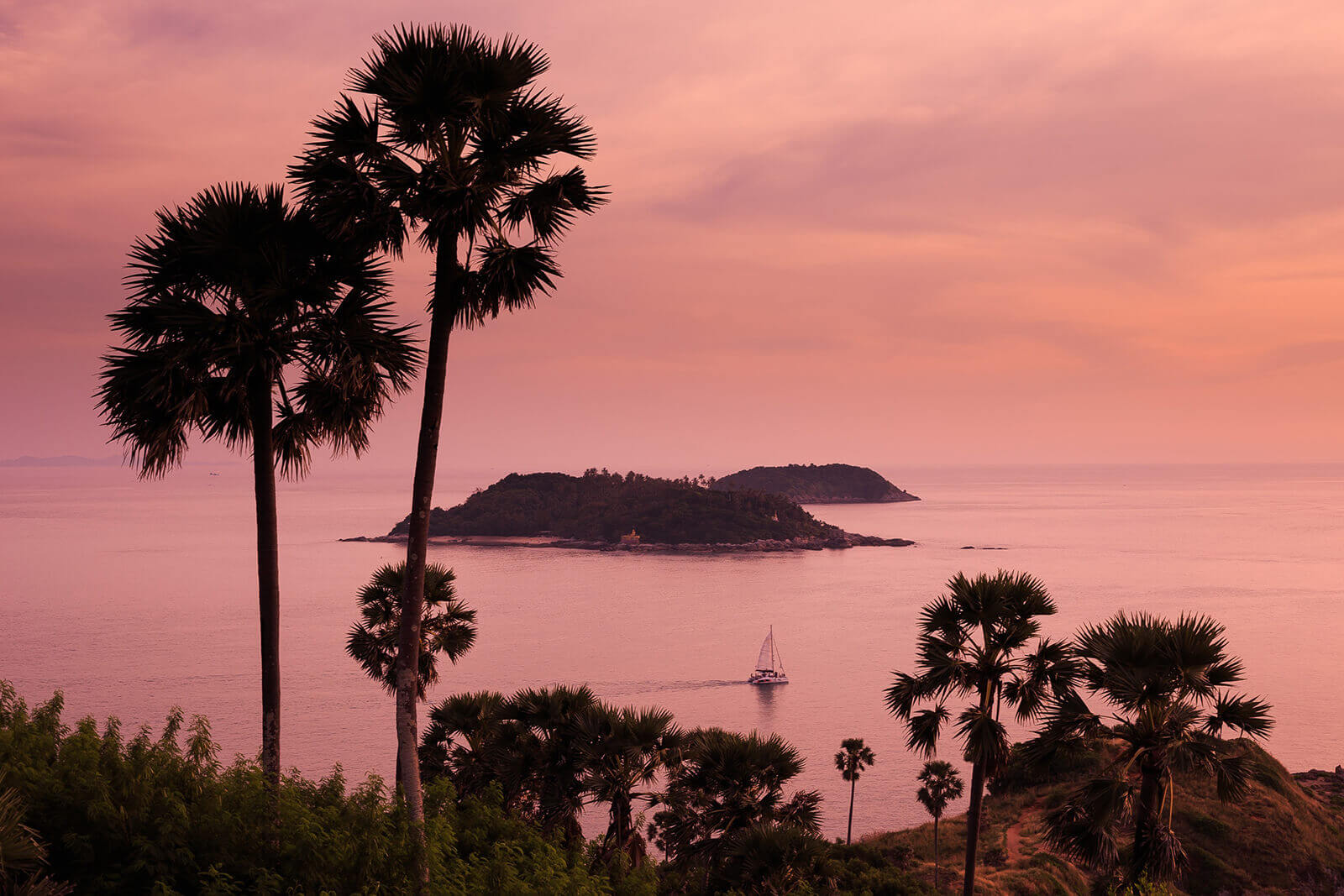 Practicing your photography skill is one of the required things to do in Phuket Island