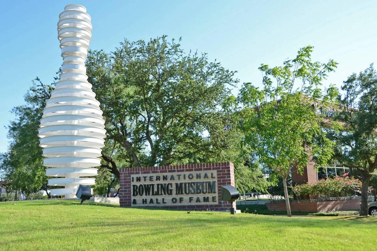 Welcome to the International Bowling Museum and Hall of Fame, one of the overlooked and offbeat things to do in Arlington, Texas