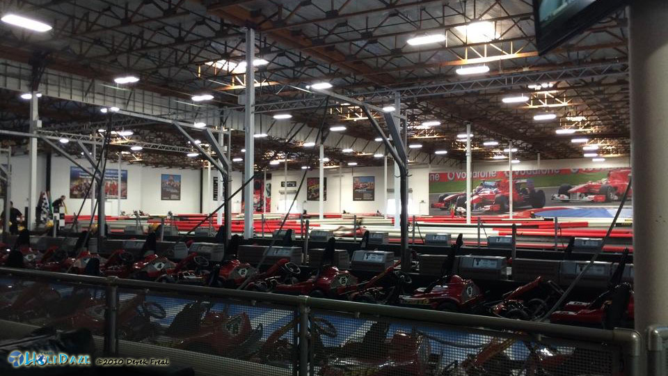 K1 Speed in Carlsbad, California