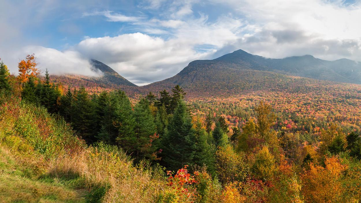 Epic American road trip to the White Mountain National Forest in New Hampshire