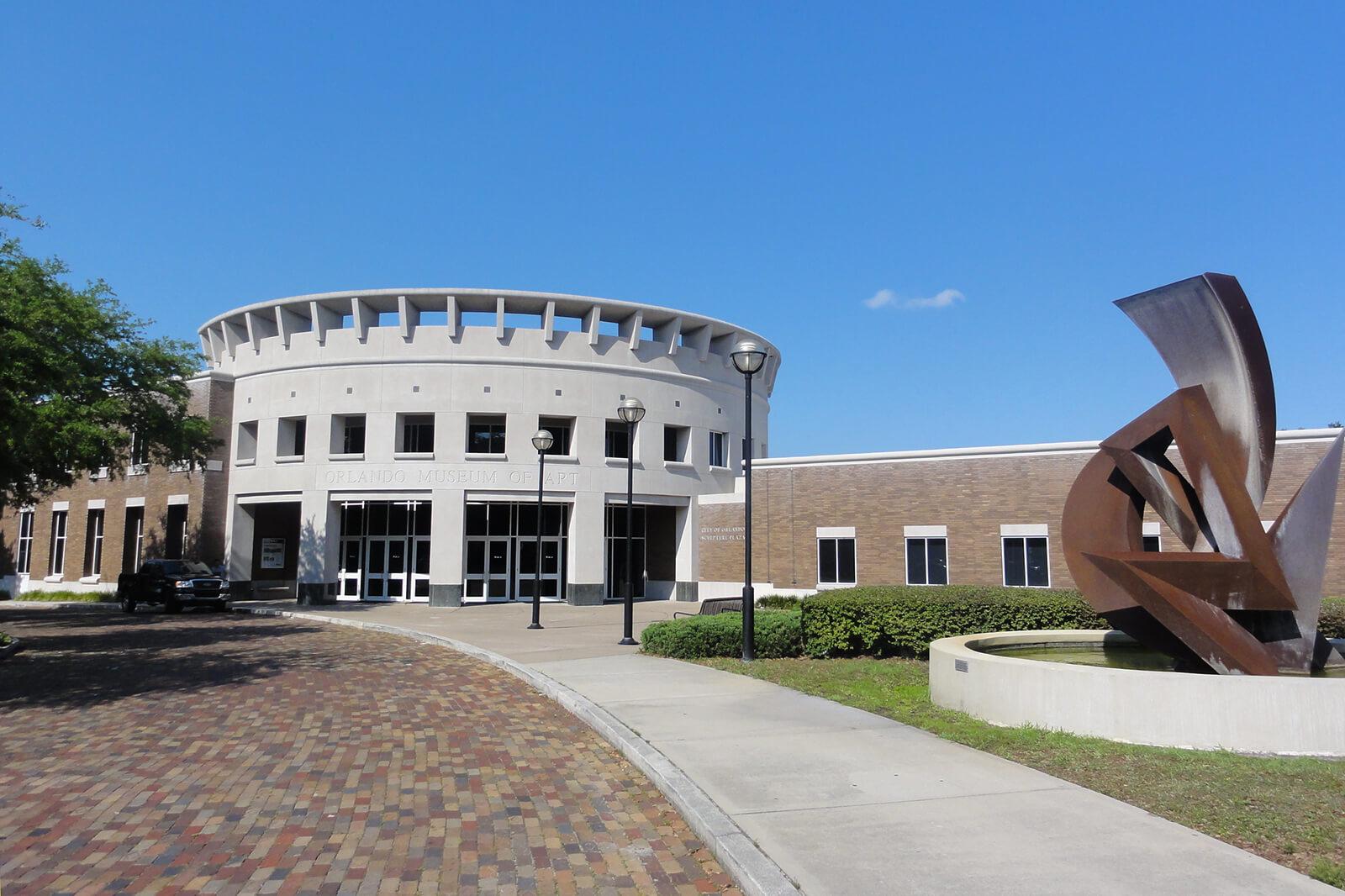 Orlando Museum of Art in Florida
