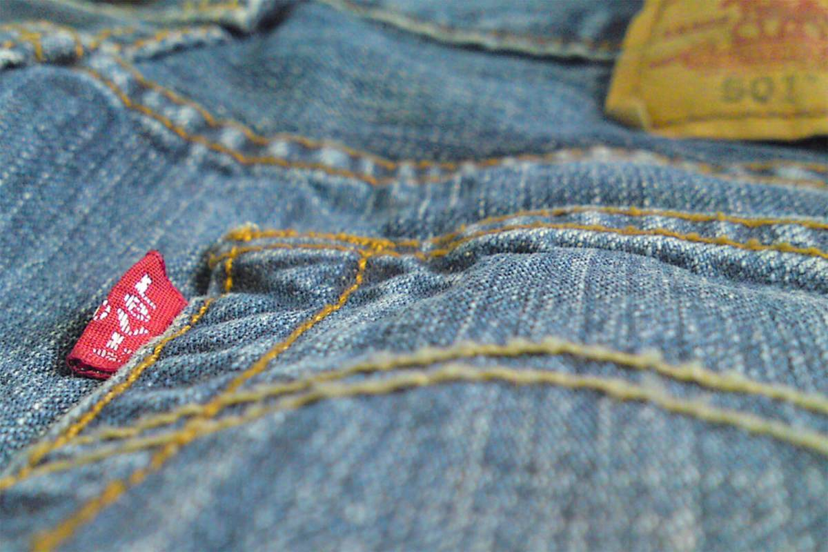 Unique and offbeat Reno fact #47: the city is the birthplace Levi's 501 denim blue jeans