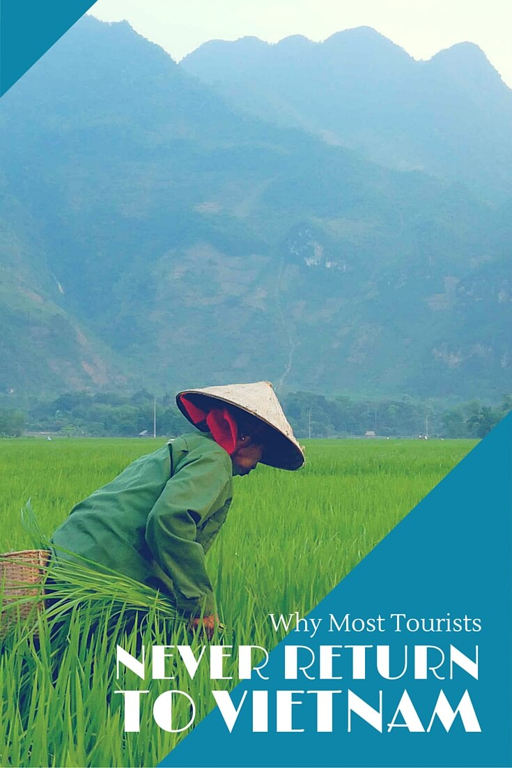 Why most tourists never return to Vietnam and how to make your trip better #vietnam #traveltips #travelguide #southeastasia #backpacker #budgettravel #asia #holidaze #visitvietnam