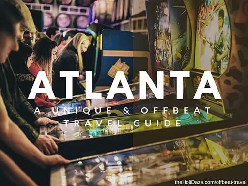 Atlanta's Best Offbeat Activities