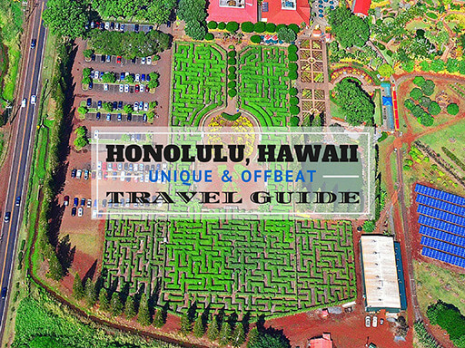Offbeat Honolulu Travel Guide and Activities