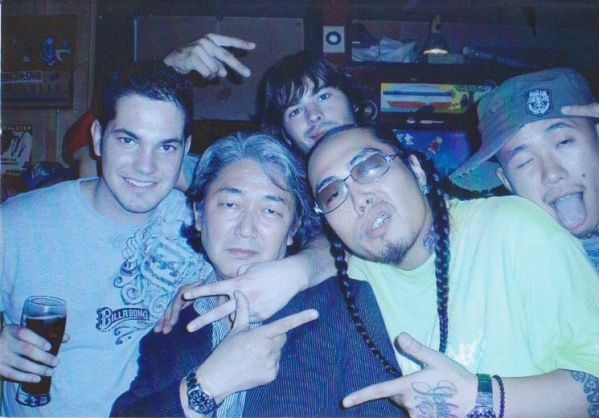 Japanese Rapper Birthday Party