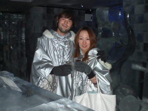 Ice Bar Tokyo, Japan