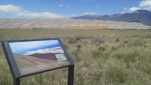 Road Trip To The Great Sand Dunes National Park, Colorado, USA