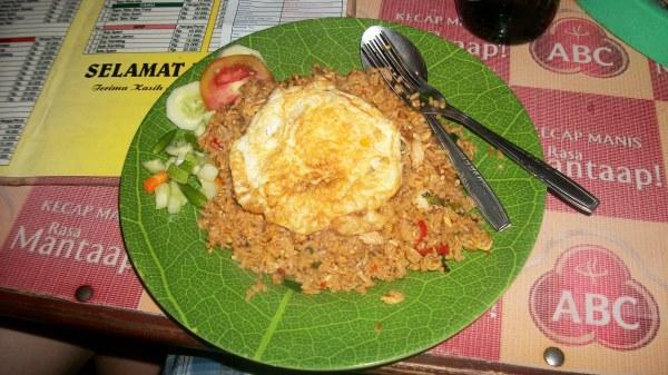 Food at Bubur Ayam Sukabumi