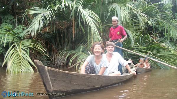 Siak River Boat