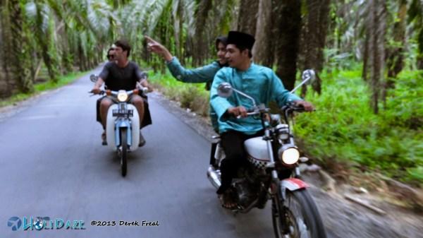 Motorcylcing Siak