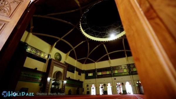 Masjid Sultan Syarif Hasyim, Siak