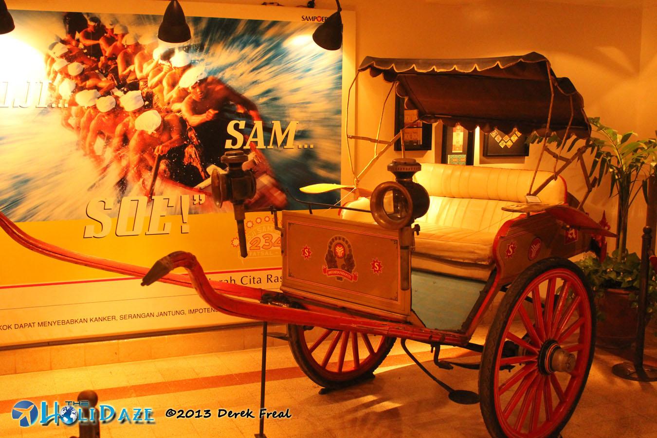 House Of Sampoerna Chariot