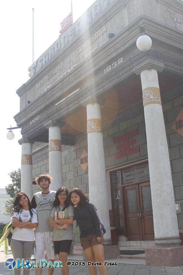 House Of Sampoerna Museum