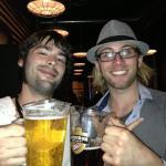 Beer With Ryan of Lost Boy Memoirs