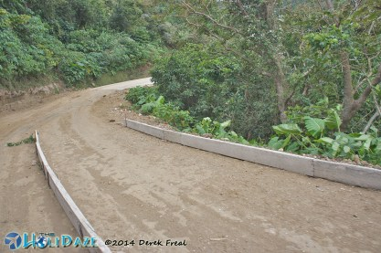 Unpaved Road In Batanes