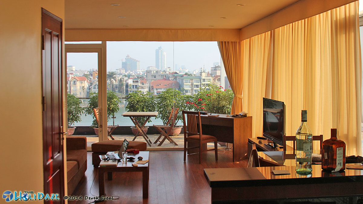 My Hanoi, Vietnam Apartment