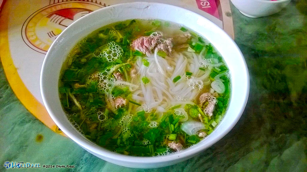 Pho In Hanoi, Vietnam