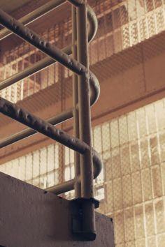 Exploring Alcatraz prison, AKA The Rock, in San Francisco Bay, California