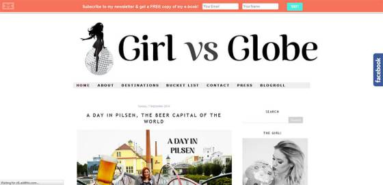 Best New Travel Blogs Of September 2014