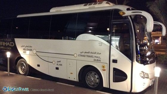 How To Get Free Shuttle Rides Between Abu Dhabi And Dubai