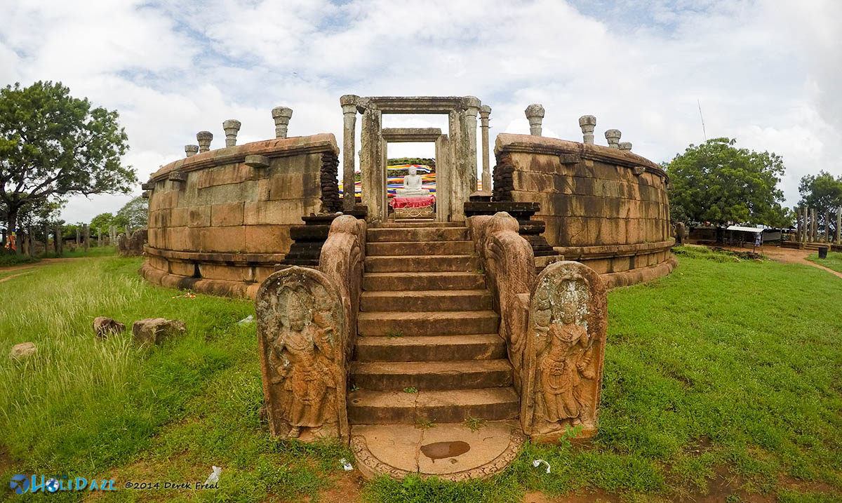 Girihadu Seya: Oldest Buddhist Temple In Sri Lanka