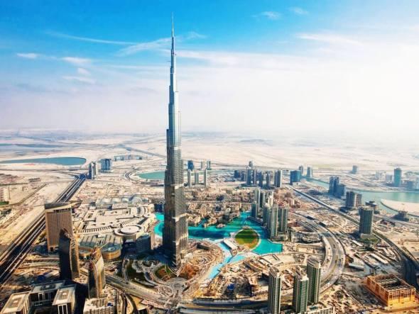 Monuments Of Excess: Amazing Dubai Luxury Hotels