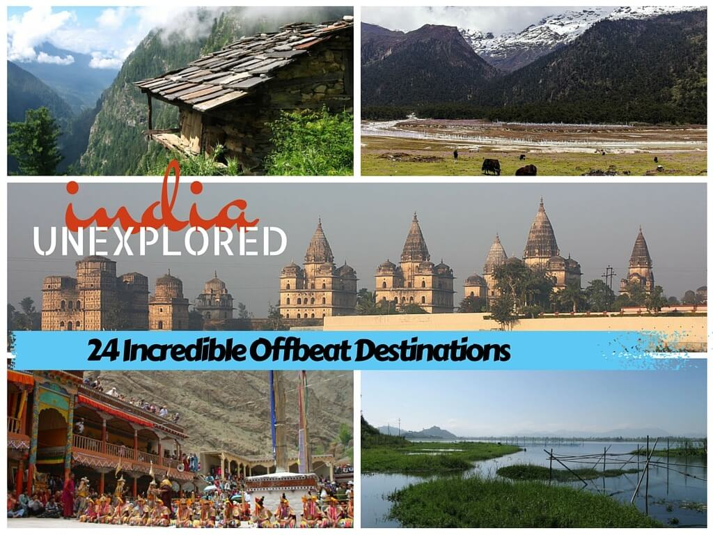 India off the beaten path -- 24 incredible unexplored destinations