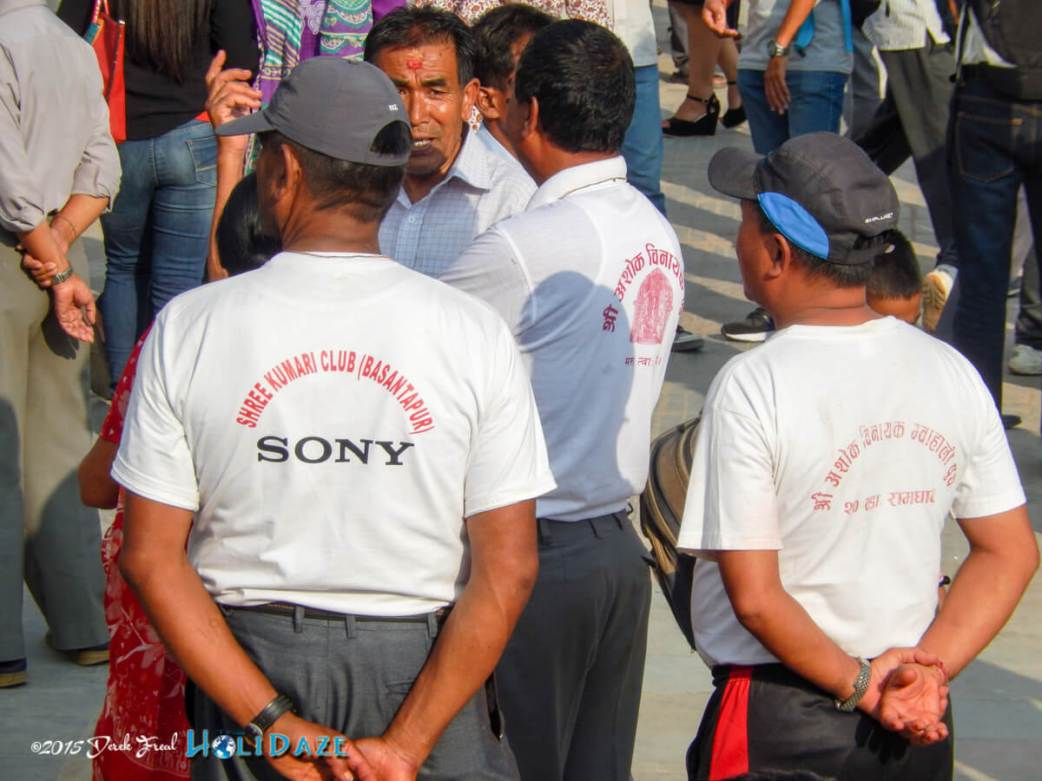 Sony sponsored the Kumari Club