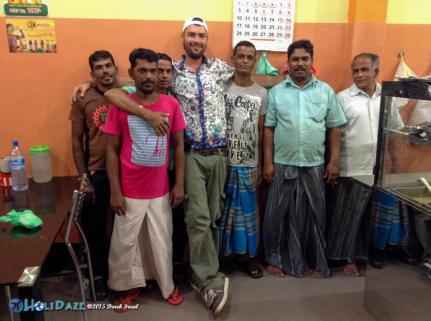 My brothers in Jaffna, Sri Lanka