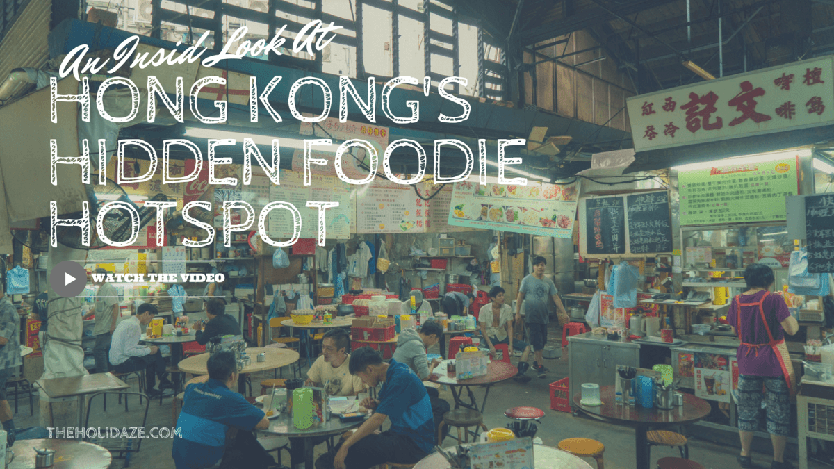 Haiphong Road Temporary Market: Hong Kong's Hidden Gem