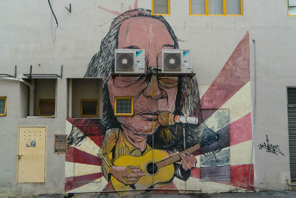 Shah Alam Street Art @ Laman Seni 7―Better Than Penang!