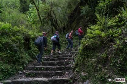 Trekking Annapurna Sanctuary in Nepal