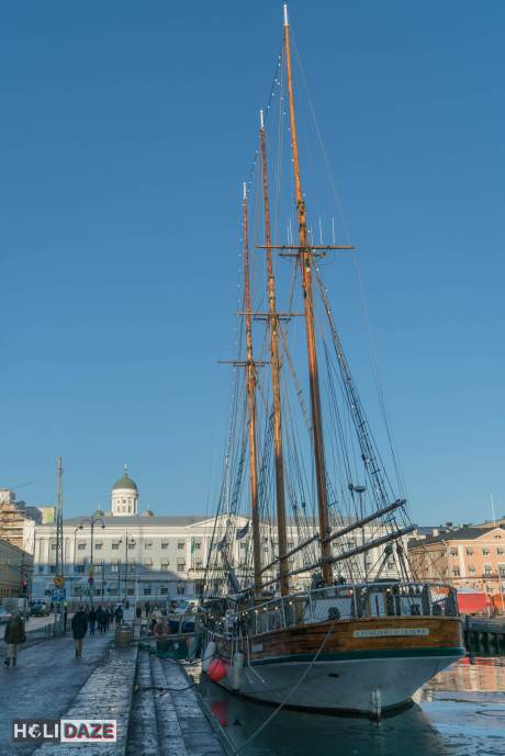 Helsinki South Harbour