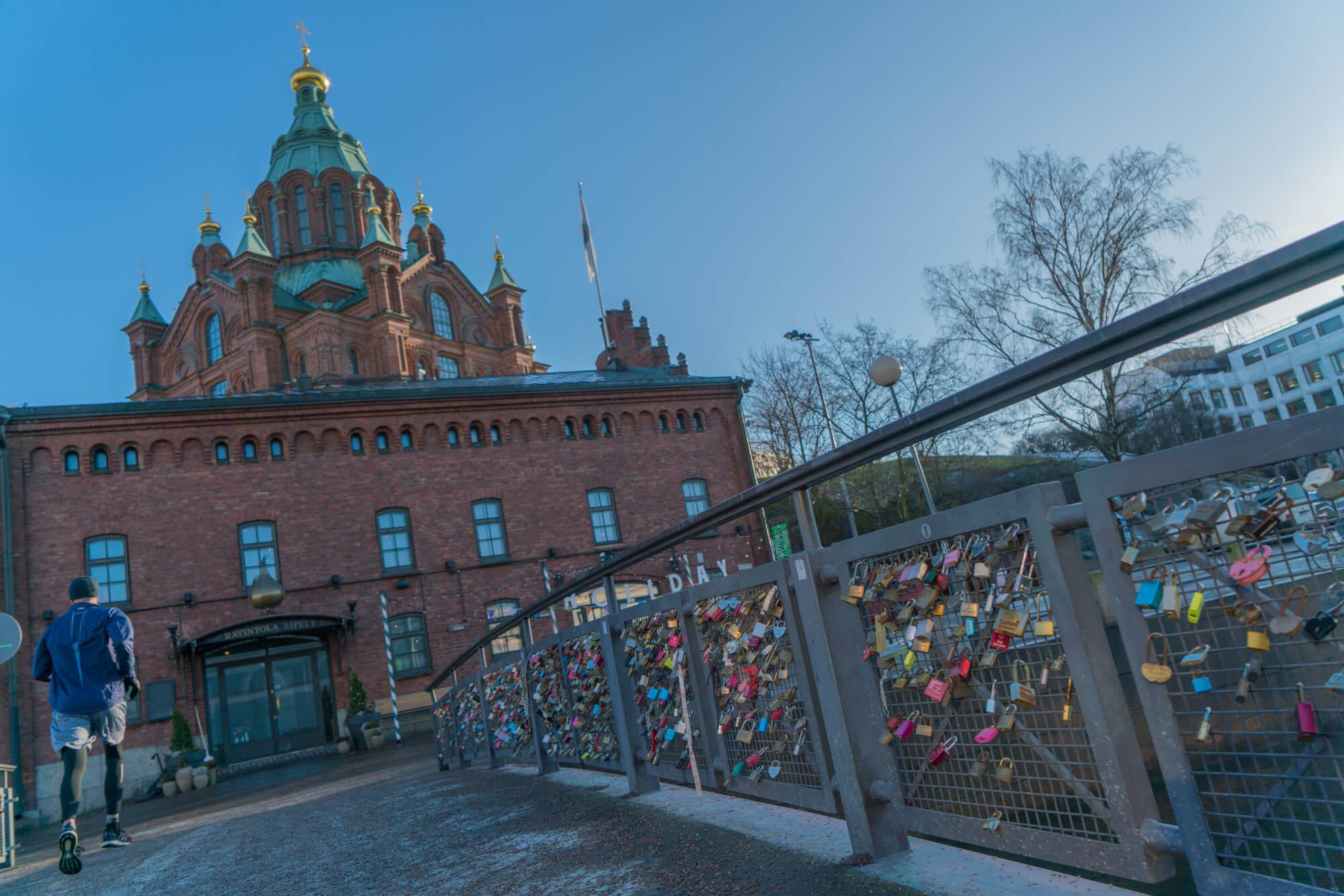 Uspenski in Helsinki, Finland