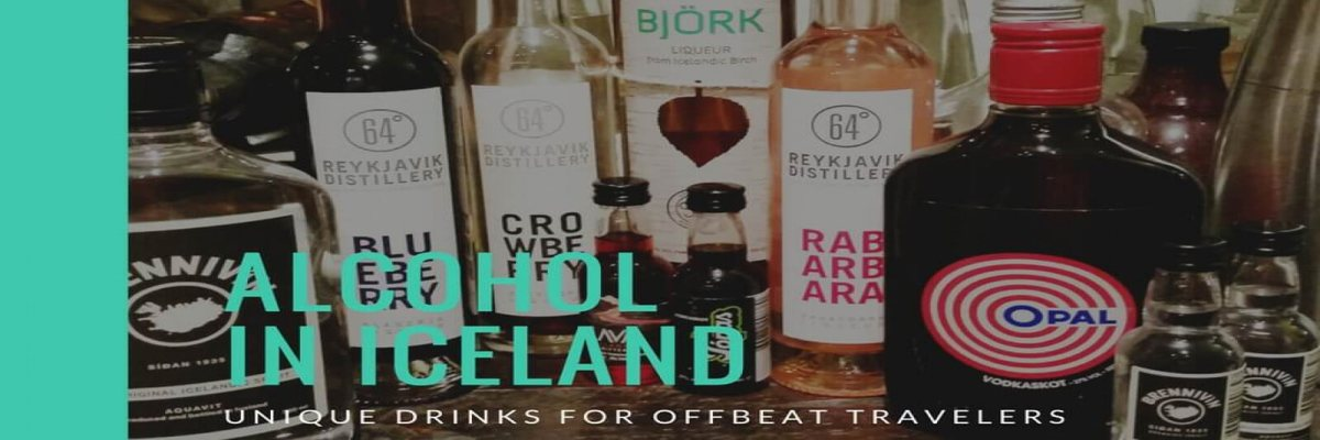 Unique Iceland Alcohol