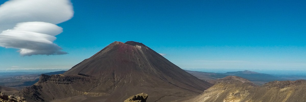 Tackling The Tongariro Alpine Crossing in New Zealand