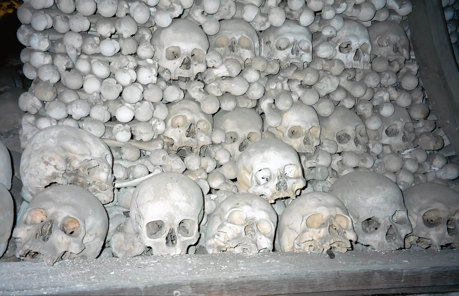 Sedlec Ossuary, Kutna Hora, Czech Republic