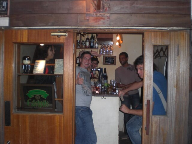The best bar in all of Nonbei Yokocho, Shibuya ward, Tokyo, Japan