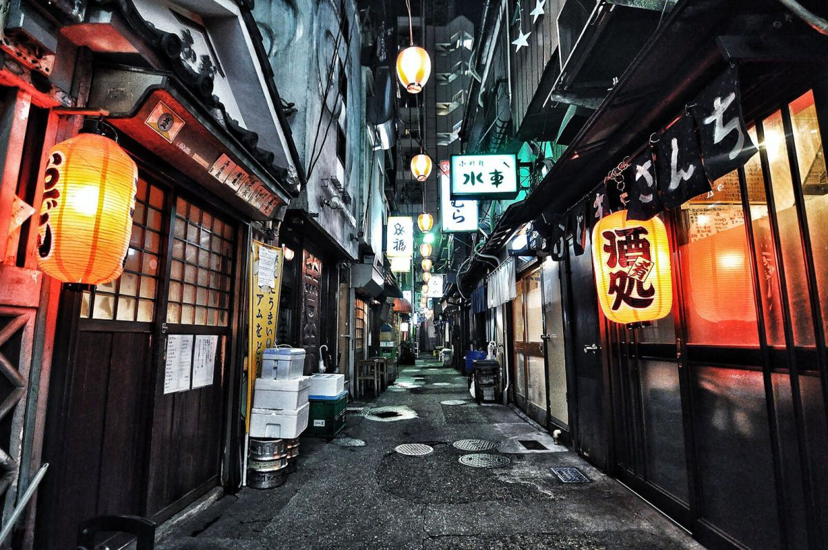 Drinking: The Official Pastime of Tokyo