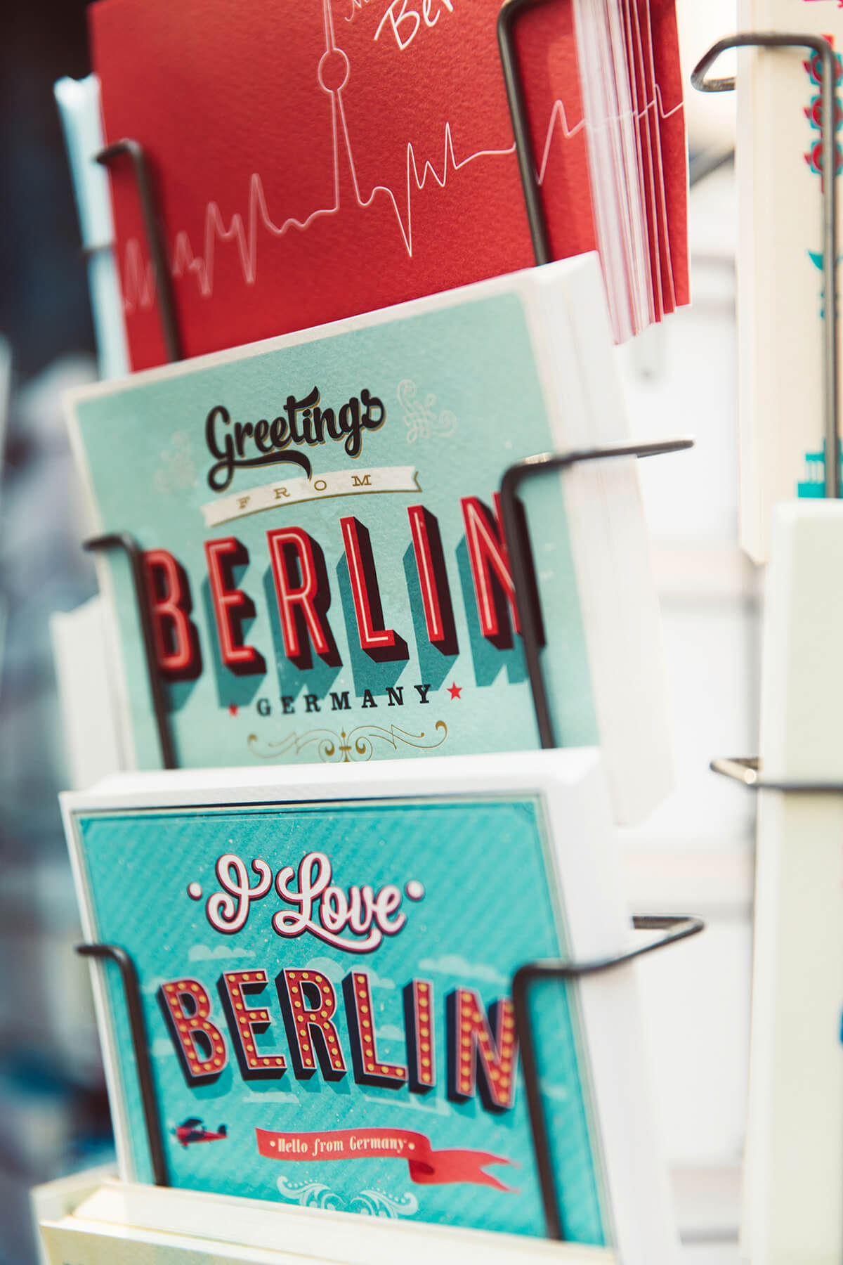 Postcards from Berlin, Germany