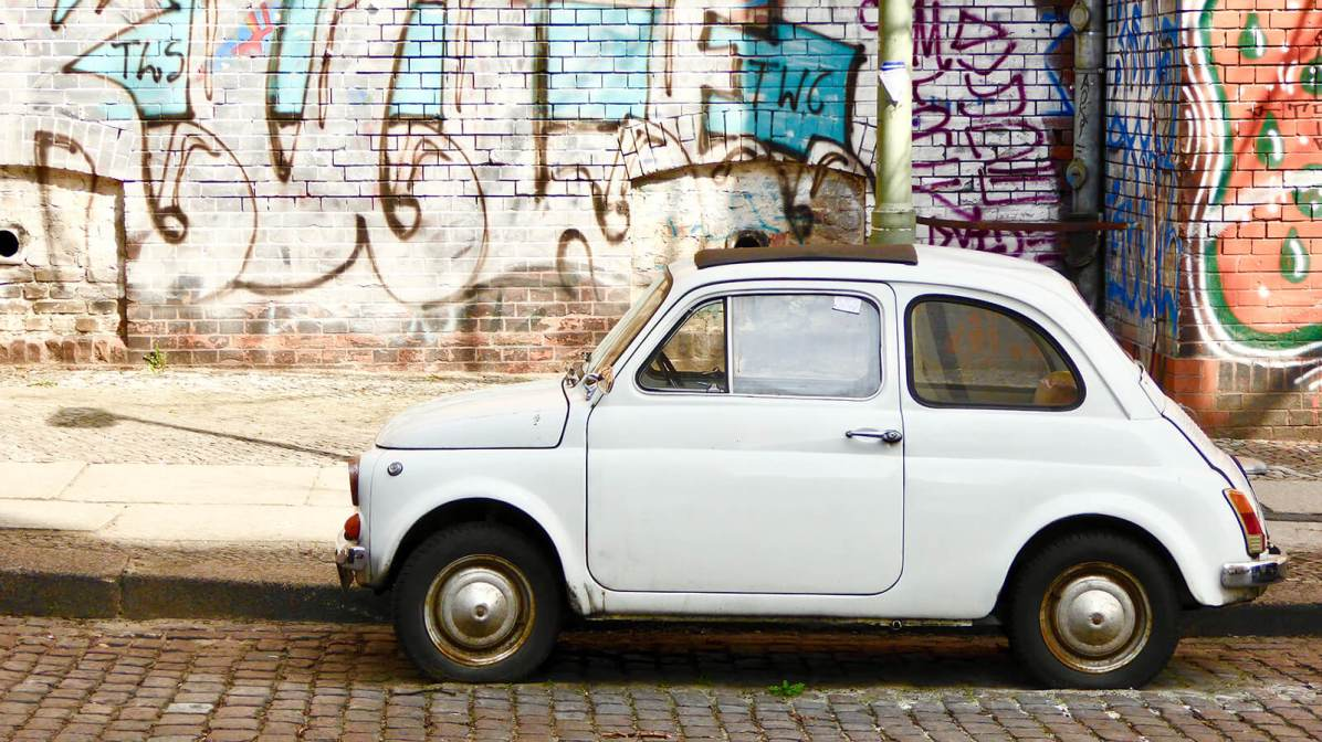 Streets of Berlin, Germany