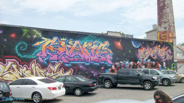 Toronto street art around Kensington Market and Graffiti Alley, home to some of the best urban art in Canada