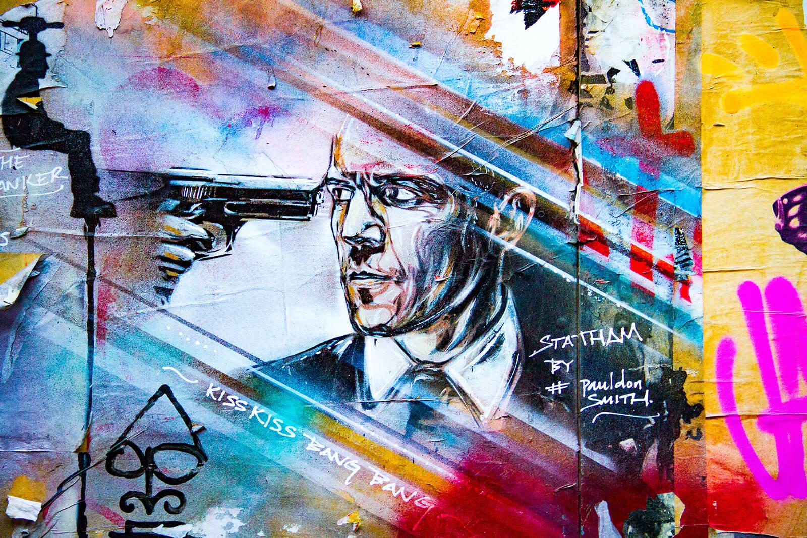 Shoreditch Street Art, London