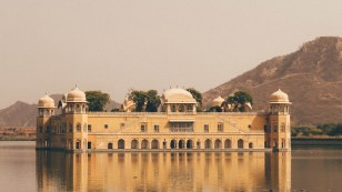 Water Palace, Jaipur, India