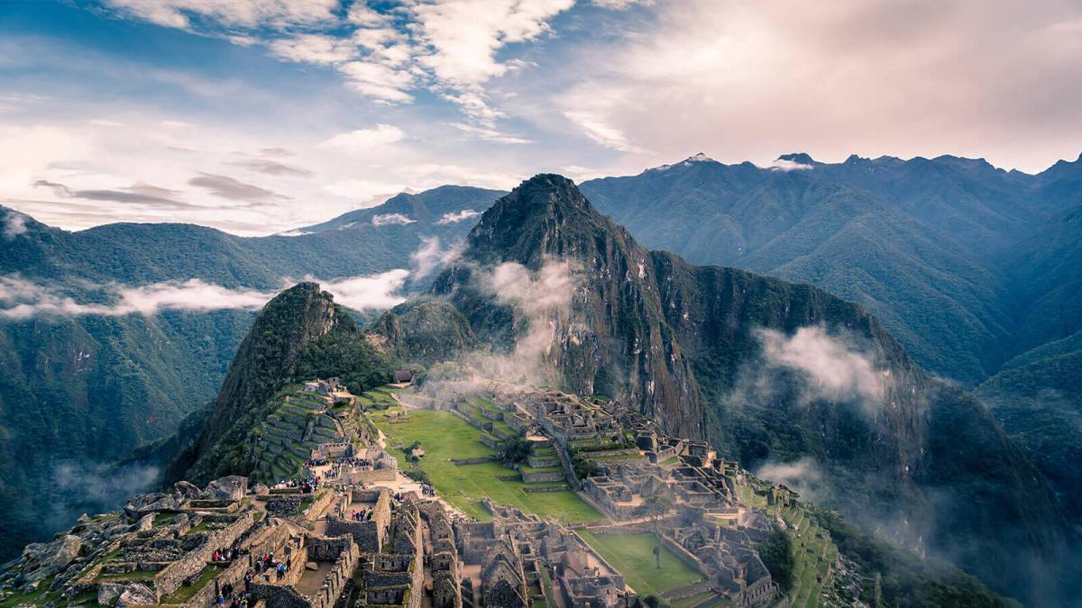 "The Hidden City: Machu Picchu ""Lost City of the Inca"""