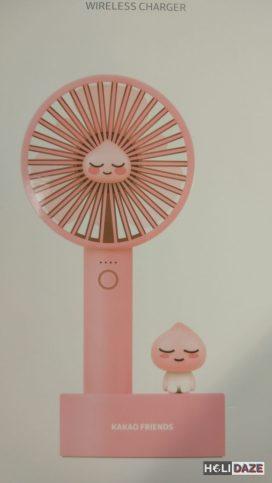 Cute Korean Fan