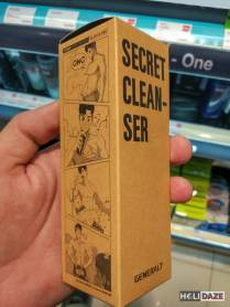 Crotch cleanser for men, another infamous Korean male beauty product